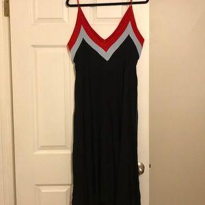 NWT Catherine Malandrino XLarge Dress Black